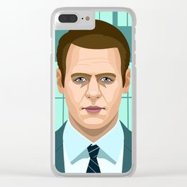 Mindhunter Clear iPhone Case
