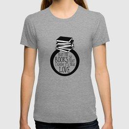 Bookish Engagment T-shirt