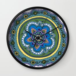 Easy Tabrizi Wall Clock