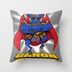 oppa ganon style Throw Pillow