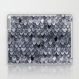 MAGIC MERMAID CLASSIC GREY by Monika Strigel Laptop & iPad Skin