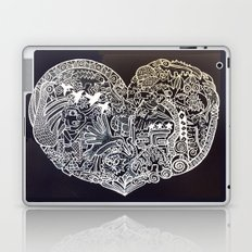 Ancient figures Laptop & iPad Skin