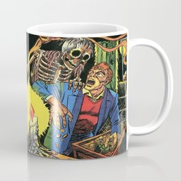 Horror in the Dark - the Pre-Code Collection Coffee Mug