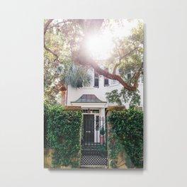 Charleston Architecture XXVI Metal Print
