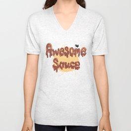 Awesome Sauce Unisex V-Neck