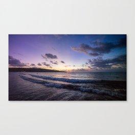 Balinese Sunset 2018 Canvas Print