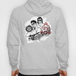 Day of the Supernatural Dead  Hoody
