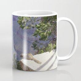 Grand Canyon Squirrel Coffee Mug