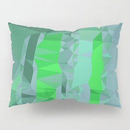 abstract picture  city Pillow Sham