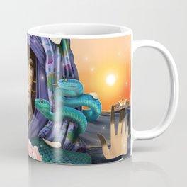 The apprentice. Coffee Mug