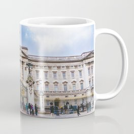 Buckingham Palace, London, England Coffee Mug