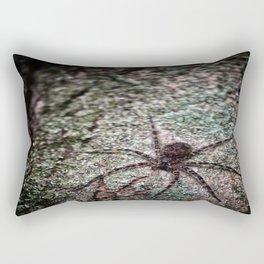 Creepy Spider Rectangular Pillow
