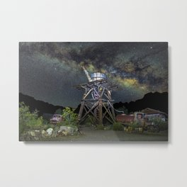 Milking Our Galaxy Metal Print