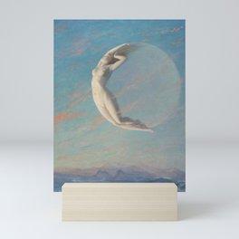 Albert Aublet - Selene Mini Art Print