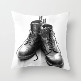 Docs Throw Pillow