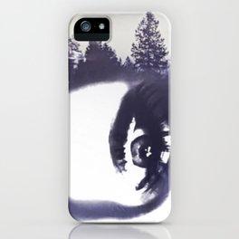 Inbetween a Memory and a Dream iPhone Case