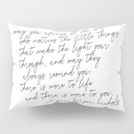 May you always Pillow Sham