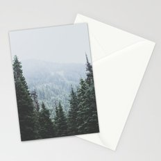 Forest Window Stationery Cards