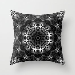 Remote Universe Throw Pillow