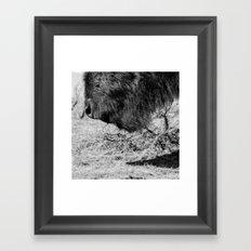 The Snout Framed Art Print