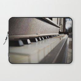 Neglected Piano Laptop Sleeve