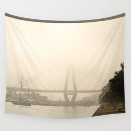 In The Mist Wall Tapestry