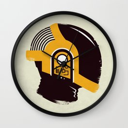 Daft Punk - RAM (Guy-Manuel) Wall Clock