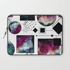 Galaxy Geometric Pattern 25 Laptop Sleeve