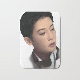 Exo Fan Art Chanyeol Bath Mat