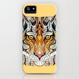 GoG Tiger iPhone Case