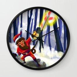MONKOFF OF MAGIC Wall Clock