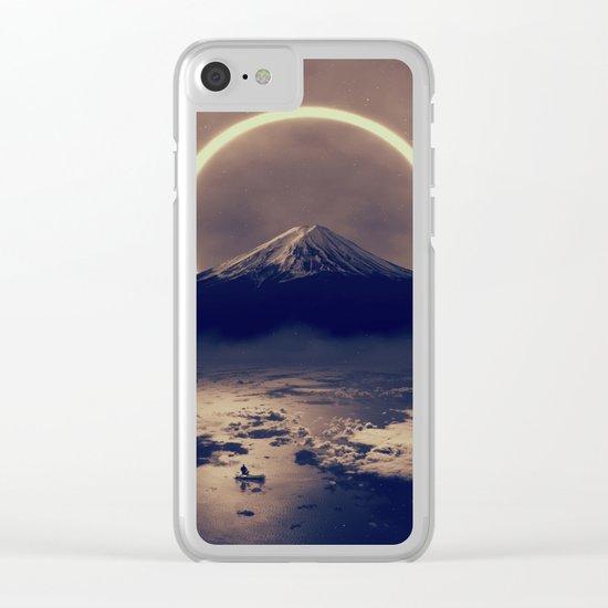tenebrific II Clear iPhone Case