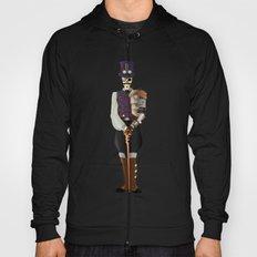 Steampunk Skeleton Hoody