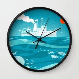 Bill Moray Wall Clock