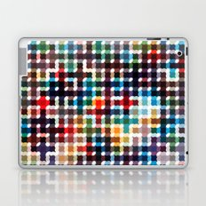 Rope Geometric Art Print. Laptop & iPad Skin