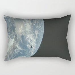 Apollo 12 Orbit Rectangular Pillow