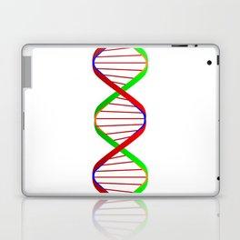 DNA Twin Spiral Laptop & iPad Skin