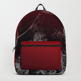 Tree Top-Red Backpack