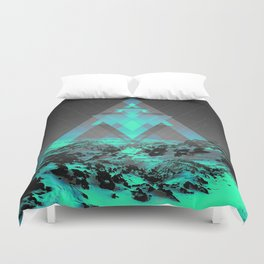 Neither Real Nor Imaginary II Duvet Cover