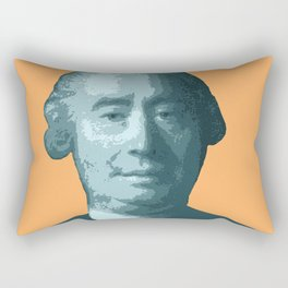 David Hume Rectangular Pillow