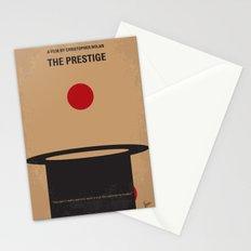 No381 My The Prestige minimal movie poster Stationery Cards