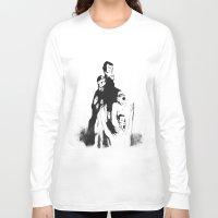 pyramid Long Sleeve T-shirts featuring Pyramid by Ilya Shkipin