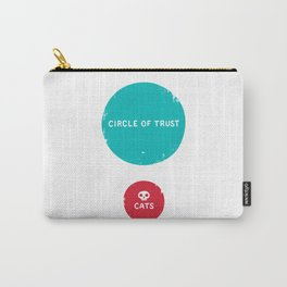 Circle of Trust vs. Cats Carry-All Pouch