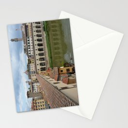 Florence - Ponte Vecchio with Waterman Stationery Cards