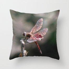 Small Dragon 6, Fantasy Throw Pillow