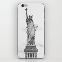 I dreamt I was in New York iPhone Skin