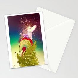 Dan Avidan & Super Guitar Bros - Scarborough Fair Stationery Cards