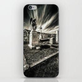 Great Orme Graveyard iPhone Skin
