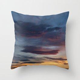 Sky No1 Throw Pillow