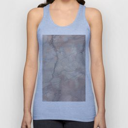 Marbled Structure 5A Unisex Tank Top